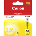 Canon - Ink Cartridge - Yellow Ink Catridge, 530 Page Yield, Yellow - Yellow