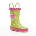 Jumping Beans Tweet Rain Boots - Toddler Girls