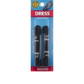 Shoe Gear Round Dress Laces 27 Inches Black
