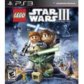 LEGO Star Wars III: The Clone Wars - PlayStation 3