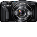 Fujifilm - FinePix F750EXR 16.0-Megapixel Digital Camera - Black