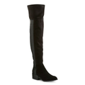 Women's Keefe Over the Knee Boots - Black 7 wide calf