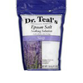Dr. Teal's Therapy Solutions Epsom Salt Soaking Solution Sleep Lavender