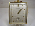 Rectangular Lanco Pocket Watch With Date