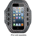 Belkin - Pro Fit Deluxe Armband Case for 5th-Generation Apple iPod touch - Black