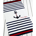 Tommy Hilfiger Towels, Anchor and Stripe Beach Towel