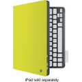 Logitech - Keyboard Folio Case for Apple iPad 2, iPad 3rd Generation and iPad with Retina - Acid Yellow