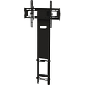 "Init™ - Furniture Mount System for Most Flat-Panel TVs Up to 56"" - Black"