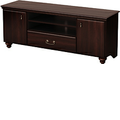 South Shore - Noble 60'' TV Stand in Dark Mahogany Noble 60'' TV Stand in Dark Mahogany