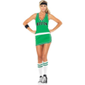 Adult Sexy Boston Celtics Costume