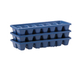 United Solutions 3-Piece Plastic Food Storage Container