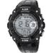 Armitron - Men's Chronograph Digital Sport Watch - Gunmetal Gray/Black