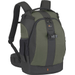 Lowepro - Flipside Carrying Case (Backpack) for Camera, - Black, Pine Green