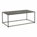 Tag Furnishings Group Urban Coco Metal Rectangular Coffee Table