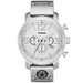 Fossil Watch, Men's Chronograph Gage Stainless Steel Bracelet 50mm JR1227