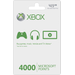 Microsoft - Xbox LIVE 4000 Points