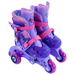 Bravo Sports - Disney Fairies Kids' Convertible 2-in-1 Roller Skates
