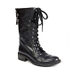 "Sam Edelman ""Darwin"" Casual Lace-up Boot - Black"