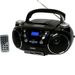 Jensen - Portable CD Player with AM/FM Stereo and MP3 Encoder/Player