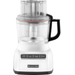 KitchenAid - 9-Cup Food Processor - White