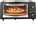 Hamilton Beach - 4-Slice Toaster Oven - Black