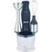 Better Chef - Multi-Pro 3-in-1 Hand Blender, Whisk and Food Processor - Stainless-Steel/Black