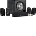 Polk Audio - Blackstone 5.1-Channel Home Theater Speaker System