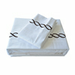 North Home Bedding Barcelona Queen Egyptian Cotton Sheet Set