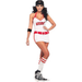 Adult Sexy Miami Heat Costume