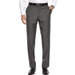 Calvin Klein Pants, Charcoal Pindot 100% Wool Slim Fit