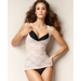 Bali Shapewear Lace N Smooth Shapewear, Firm Control Open Bust Camisole 8L13