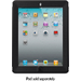 OtterBox - Defender Series Case for Apple iPad 2 and iPad (3rd Generation) - Black