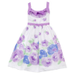 Rare Editions Kids Dress, Girls Floral Print Dress