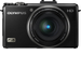 Olympus - XZ-1 10.0-Megapixel Digital Camera - Black