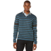 Perry Ellis Sweater, Striped V Neck Sweater
