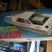 Candy High Speed RC EP Boat