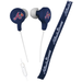 Zeikos - Atlanta Braves Shoelace Earbud Headphones