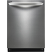 "LG - 24"" Built-In Dishwasher - Stainless-Steel"