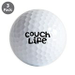 Couch Life Golf Ball
