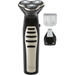 Wahl - 3-in-1 Shaver - Black/Silver
