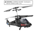 Propel RC Air Combat Helicopter & Flight Stick Controller