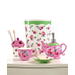 Jay Franco Bath Accessories, Tea Party Toothbrush Holder