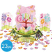 Tweet Baby Girl Baby Shower Table Decorating Kit 23pc