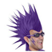Purple Mohawk Wig