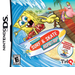 SpongeBob's Surf & Skate Roadtrip - Nintendo DS