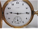 14k, 16 Size Elgin Hunter Case Pocket Watch