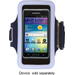 Rocketfish™ Mobile - Armband Case for Samsung Galaxy Player 3.6 and 4.2 - Clear