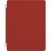 Apple - Smart Cover for Apple iPad 2nd-, 3rd- and 4th-Generation - Red
