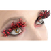 Ladybug Feather False Eyelashes