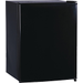 Magic Chef - 2.4 Cu. Ft. Compact Refrigerator - Black